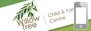 Willow Tree Therapy website image