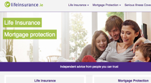 'Lifeinsurance.ie' image