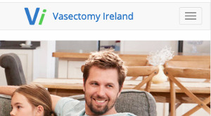 'Vasectomy-ireland.com' image