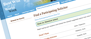 Image for article titled 'Online Directory Solution: www.bestwill.ie'